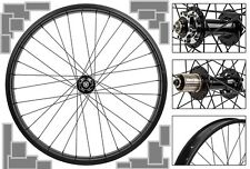 Black Weinmann DHL80 26x4 Fat Bike MTB Mountain Wheelset Front-Rear wheels Rim