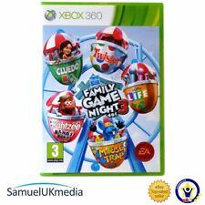 Hasbro Family Game Night 3 (Xbox 360) ** in ein brandneues Case! **