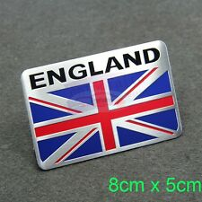 England UK Britain Badge Side Rear Emblem Badge Motor Sport Decals Sticker Car