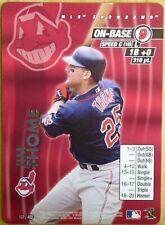 New listing 2001 MLB Showdown Jim Thome - Unlimited #137