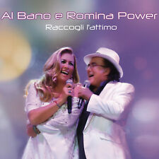 Cd Al Bano & Romina Power - Raccogli L'attimo IN PRENOTAZIONE uscita:21-02-2020