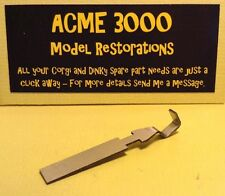 Dinky 188 4 Berth Caravan Reproduction Repro Pressed Tin Draw Bar Tow Hook