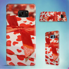 RED GIFT DECORATION PACKAGING HARD CASE FOR SAMSUNG GALAXY S PHONES