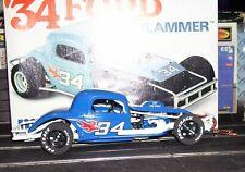 1/24 Custom Sprints Plus-H&R/MPC '34 Ford Slammer Modified Slot Car