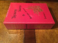 Easton Press TREASURE ISLAND Deluxe Limited Slipcase Edition SEALED