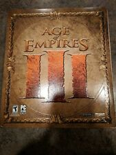 Age of Empires III: Collector's Edition (PC, 2005)