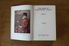 The Book of Everlasting Things chosen by Arthur Mee 1948