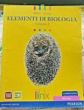 ELEMENTI DI BIOLOGIA VOL.2 - MILLER e LEVINE - LINX
