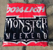 Coors Light Monster Weekend - Inflatable Chair / Blow Up - Full Size New & Rare