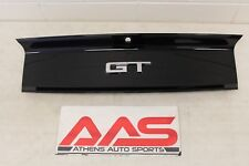 NEW ORIGINAL 2015 2016 2017 FORD MUSTANG GT TAKEOFF REAR DECKLID TRIM PANEL