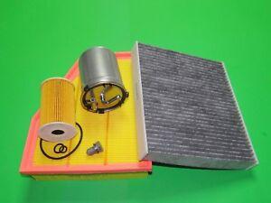 gr. Filterset Filtersatz Inspektionspaket Audi A1 2.0 TDI 100 & 105kW
