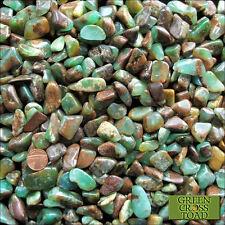 1 x Chrysoprase Tumblestone Copper Healing Crystal Divine Truth Joy & Happiness