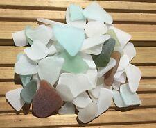 Mar de Cristal 200g Cornish Vidrio Vintage Artesanía Joyería mosaico inglés Playa encontrar