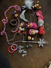 Kleinspielzeug Mädchen Prinzessin Spielzeug Schmuck Verkleiden Ohrringe Ringe Ar