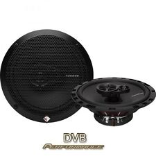 "Rockford Fosgate R165X3 6.5"" 17cm 3 Way Coaxial Speakers 1 Pair 90w"