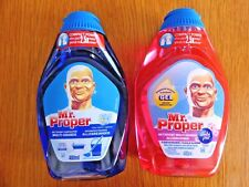 LOT de 2 Mr Propre * Nettoyant multi-usages * gel liquide concentré * 100% NEW