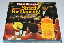Max Greger - Strictly for dancing - Tanzen Instrumental - Album Vinyl LP