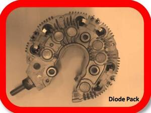 Alternator Rectifier Pack 104210-6120 8X23-10300-CB C2Z3415 lra03641
