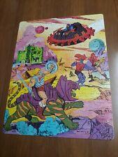 He Man MOTU Puzzle 1985..He Man, Battle Cat, Skeletor..nice