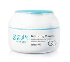 Goong Secret Goongbe Balancing Cream 180ml Korean Cosmetics Baby Track Shipping