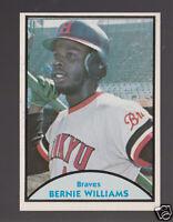 BERNIE WILLIAMS Hankyu Braves 1979 TCMA JAPANESE JAPAN PRO BASEBALL CARD #10