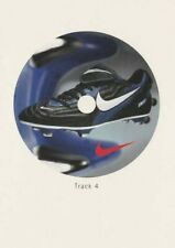 Voetbal ansichtkaart Nike Shoes : Track 4 (bb243)