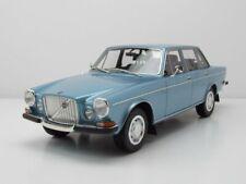 Volvo 164 1972  blau metallic Modellauto 1:18 DNA Collectibles