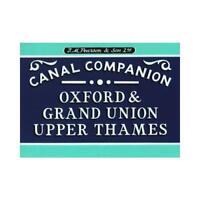 Pearson's Canal Companion. Oxford, Grand Union & Upper Thames by Michael Pear...
