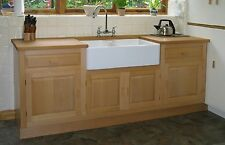 Double Belfast Butler Ceramic Sink ,Brand New Ideal Farmhouse Kitchen & 2 Wastes