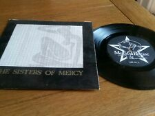 The Sisters of Mercy, Alice  7 inch single.