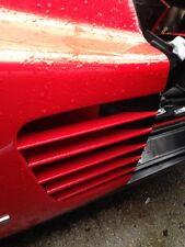 Ferrari Testarossa 1986 Year Right Side Rear 1/4 Grill  Testarossa Parts