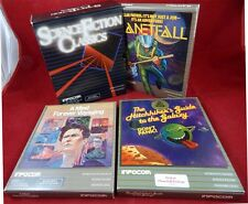 Infocom science fiction Classics-A Mind Forever voyaging, planetfall
