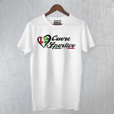 T-Shirt Maglietta ALFA ROMEO F1 Cuore Sportivo GTA Mito Giuglia Giuglietta Gt