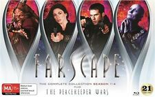 Farscape the Complete Series Collection NEW B Region Blu Ray