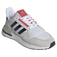 adidas ORIGINALS MEN'S ZX 500 RM BOOST X YONGJIU FOREVER BICYCLE TRAINERS SHOES
