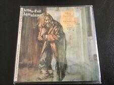 Aqualung Jethro Tull Japan Mini-LP CD OBI 1st Ed. TOCP-65882 Bonus Ian Anderson
