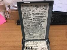 Square D 11B254105 Circuit Breaker Box 20 Amp QO2L40RB