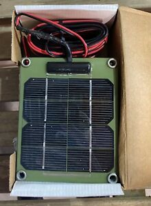 Solargizer IS-24-L 735X150 24V Industrial Battery Maintenance System Green New