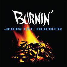 John Lee Hooker - Burnin' CD