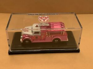 Matchbox 2021 Model MBX Rescue Dasher made for Everett Marshall Charities Pink