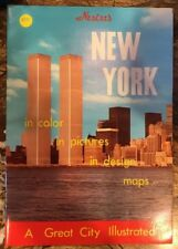 Nester's New York (City) A Great City Illustrated -1974 Edition Mint!!!