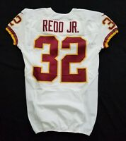 #32 Silas Redd of Washington Redskins NFL Locker Room Game Issued Jersey