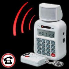 Alarmsystem MA80 Funk Fernbedienung Alarmanlage Wohnwagen Wohnmobil Zelt Alarm
