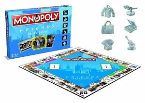 Winning Moves Amis Monopoly Jeu de Société