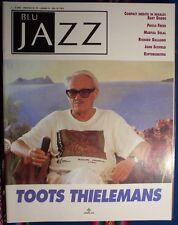 """Rivista """" Blu Jazz """" n. 22 - anno 4 - 1992"""
