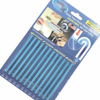 Sani Sticks As Seen on TV Drain Pipes Cleaner and Deodorizer Unscented b