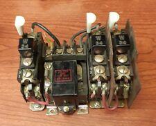 ALLEN BRADLEY 509-TOD Voltage Starter Series A