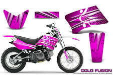 YAMAHA TTR90 CREATORX GRAPHICS KIT DECALS COLD FUSION P
