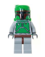 Lego Boba Fett 852552 Dark Red Helmet Magnet Set Star Wars Minifigure