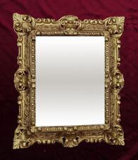 Cornici e portafoto senza marca oro in vetro
